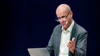 Professor Lars Lannfelt föreläser på Alzheimerdagen