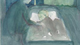 Illustration för tidskriften AllmänMedicin: Katarina Liliequist.