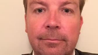 Salgsdirektør i Hyundai Norge, Thomas Kravik