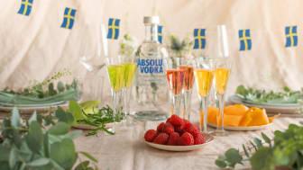 Pernod Ricard Sweden_Sommarens Snapsar_Absolut Vodka