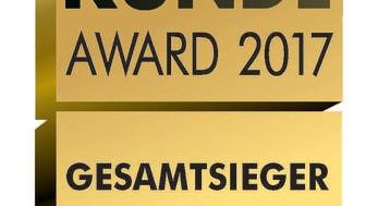 Fendt-Caravan - der große Sieger beim König Kunde Award 2017