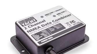 Digital Yacht introduce MUX100 NMEA data combiner  to simplify marine electronics integration