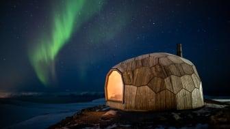 Kebony - das richtige Material für den Einsatz am Polarkreis