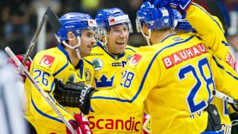 Sweden Hockey Games till Göteborg och Scandinavium 2017