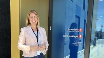 Ida Andberg er vår nye banksjef ved lokalkontoret i Moss.