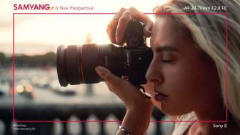 Das neue Standard Zoom Objektiv Samyang AF 24-70mm F2.8 FE für Sony E