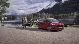 Ford S-MAX on ihanteellinen ratkaisu aktiiviseen elämään