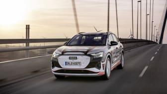 Audis elbil Q4 e-tron sætter nye standarder i kabinen