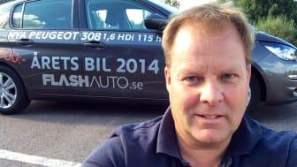 "Jan ""Flash"" Nilsson blir Peugeot-återförsäljare"