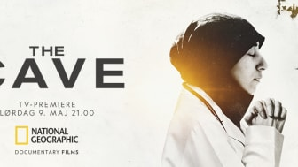THE CAVE får tv-premiere 9. maj på National Geographic.