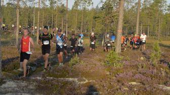 Ultravasan 2015. Sveriges största ultralopp. Från Sälen till Mora, 90 km.