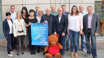 ARAL-Tankstellen: Bärenherz-Wäsche war voller Erfolg