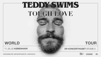 En af de stærkeste nye stemmer på musikscenen, Teddy Swims, kommer til DR Koncerthuset, Studie 2.