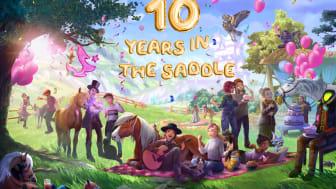 Star Stable firar 10 år