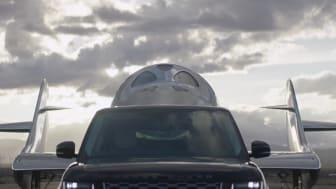 Virgin Galactic og Land Rover kunngjør forlengelse av globalt samarbeid ved avdukingen av det nye romskipet