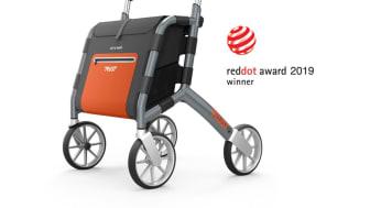 Trust Care Let's Shop ist Gewinner des Red Dot Awards 2019