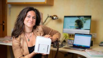 Erster Brustkrebsschnelltest für zuhause gewinnt den internationalen James Dyson Award 2020