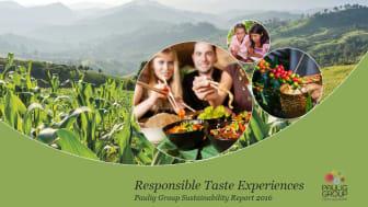Paulig Groups hållbarhetsrapport har lanserats