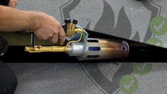 Så minimerar du eldfara på taket