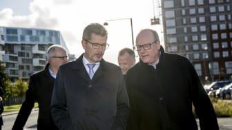 Overborgmesteren i Ørestad Syd
