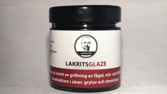 Lakritskocken Lakritsglaze