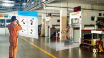 Med 5G kan industrien øge produktionseffektiviteten og nedbringe arbejdsulykker