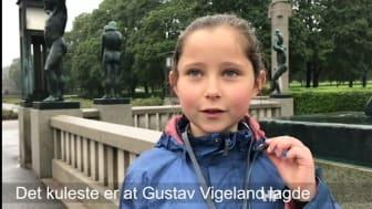 Snakk med Juniorformidlerne om Gustav Vigeland (Jubileumsfesten 22. juni 2019)