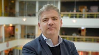 Peter Muld, chef strategier, nya affärer och digital transformation på Ica Sverige.Foto: Jessica Gow/TT