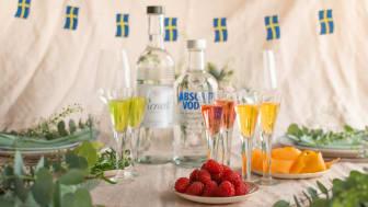 Pernod Ricard Sweden_Sommarens Snapsar_Renat + Absolut Vodka