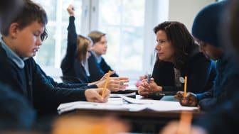 Nordic International School Norrköping har ett högre förädlingsvärde jämfört med andra grundskolor i Sverige