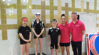 Bury Leisure hosts inter-school swimming gala