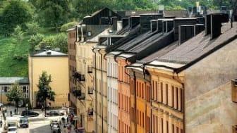 Tre vindslägenheter säljes av Titania på Hagagatan/Frejgatan