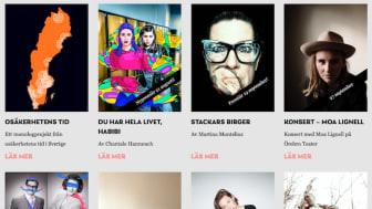 Örebro Teater har nu presenterat kommande föreställningar.