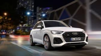 Opdateret Audi SQ5 TDI med mere bundtræk