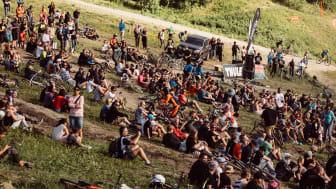 Åre Bike Festival lockar åskådare