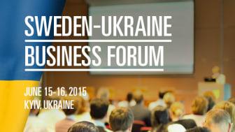 The Embassy of Sweden Hosts the Sweden-Ukraine Business Forum in Kyiv