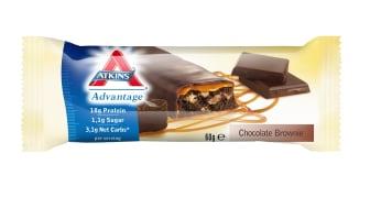 Atkins Advantage Chocolate Brownie