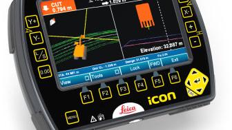 3D/GPS Grävsystem - med kontrollbox iCP41