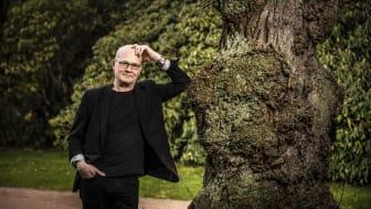 Fredrik Österling, chef för Helsingborgs Konserthus och Symfoniorkester. Foto: Mats Bäcker.
