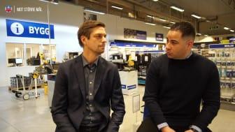 NP Nilsson inleder samarbete med HIF - Tillsammans bygger vi Helsingborg!
