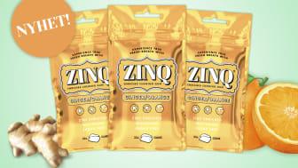 ZINQ Ginger/Orange