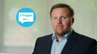 Dirk Sattur ist Geschäftsführer von MITNETZ GAS (Bild: MITNETZ GAS)