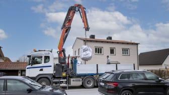Returbagen har underlättat för byggföretag på Gotland att snabbt och bekvämt bli av med sitt byggavfall i över åtta år. Nu lanseras den populära tjänsten i hela Kalmar län.