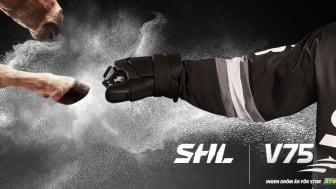 Premiär för SHL V75 Challenge och SHL-loppet: Nu kan hockeyproffsen hjälpa dig på traven