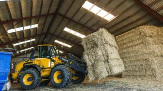 Volvo kompakta hjullastare för lantbruket - Volvo L50G