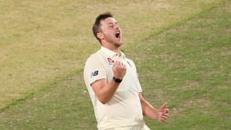 Ollie Robinson took seven wickets in the match (Getty Sport)