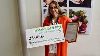 Anna Löfgren Adén, Härryda Kommun