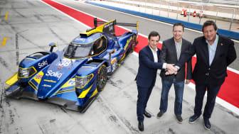 FIA World Endurance Championship utser Goodyear till officiell däckleverantör för LMP2