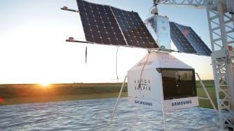 Samsung tar din selfie till rymden_4