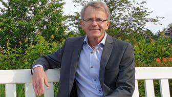 Professor Pär Forslund är ny prorektor på SLU. Foto Mårten Granert-Gärdfeldt